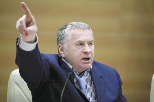 Борис Григорьев. Жириновский против ст. 282 УК о политической вражде: сильный ход