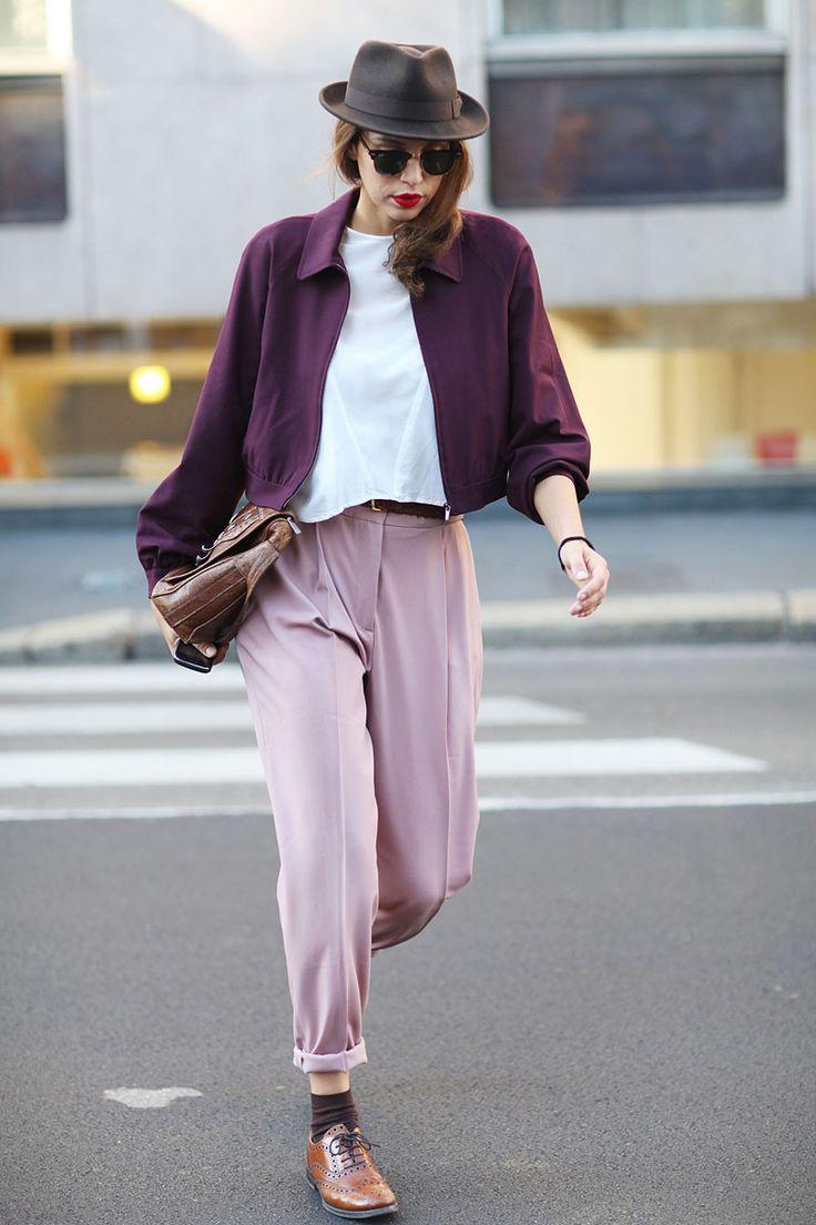 Брюки женские 2018 года — модные тенденции