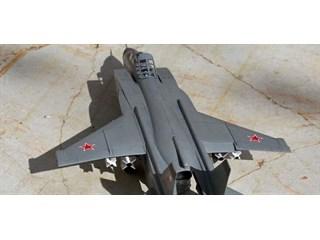 Палубный Як-141 с вертикальным взлетом – прародитель стелс-истребителя США F-35