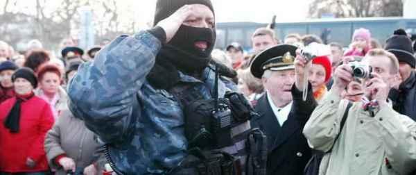 Как севастопольский «Беркут» в 2014 году прорывался домой из Киева