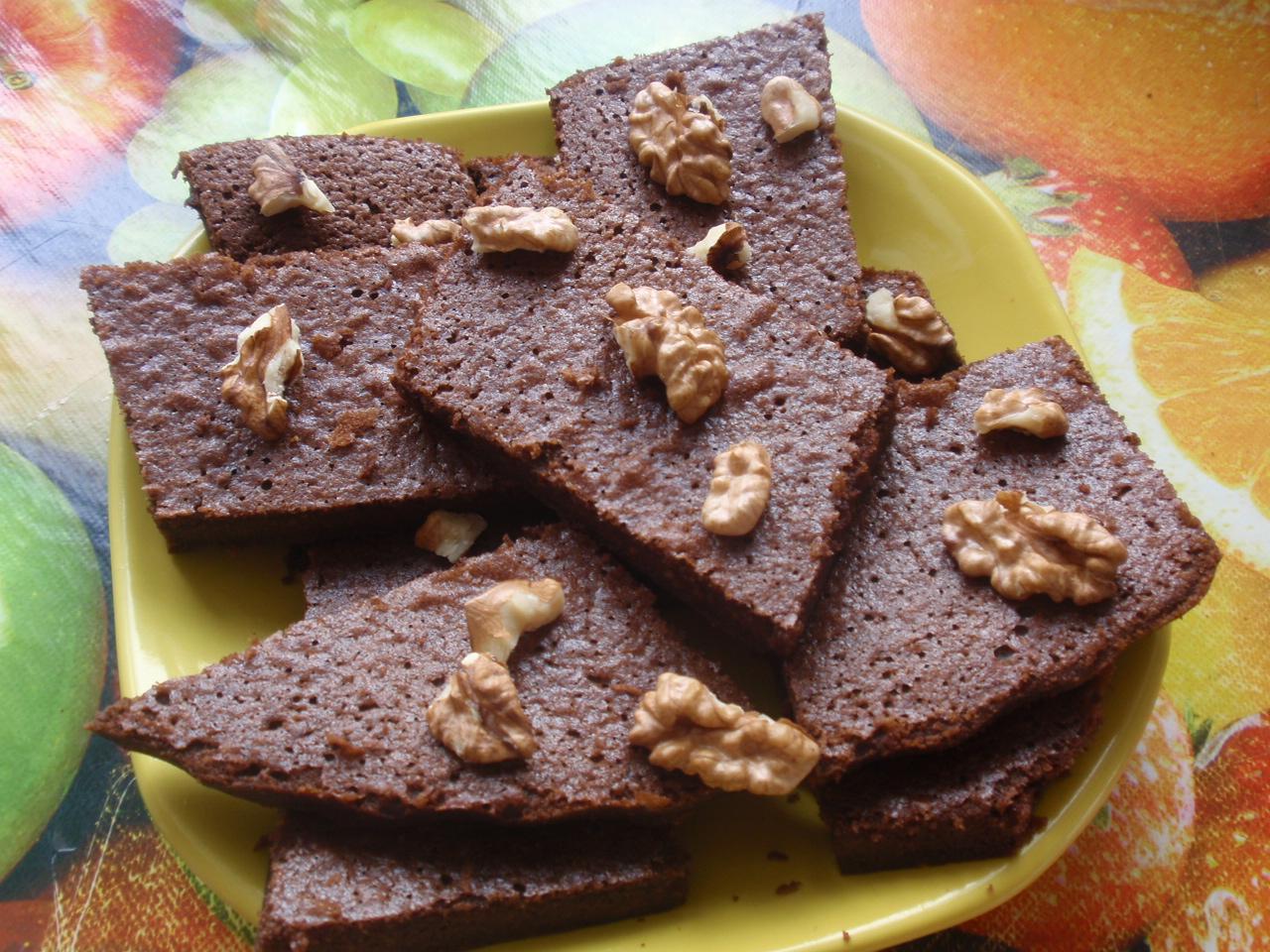 Рецепт печенья с шоколадом в домашних условиях фото