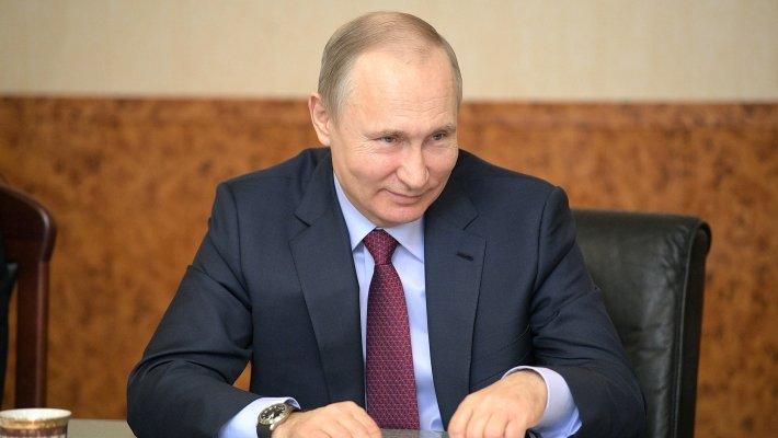Путин проиллюстрировал давление США на Россию фразой: «Ваше место у параши».