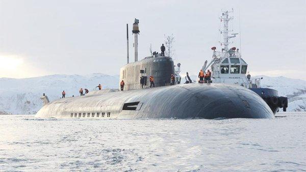 Российская глубоководная дивизия в Арктике