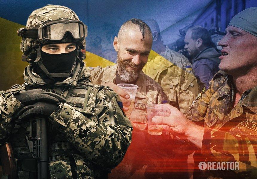 В Киеве раскрыли главное отличие русской и украинской армии