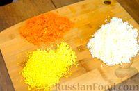 Фото приготовления рецепта: Шпинатные блинчики с начинкой из сельди - шаг №9
