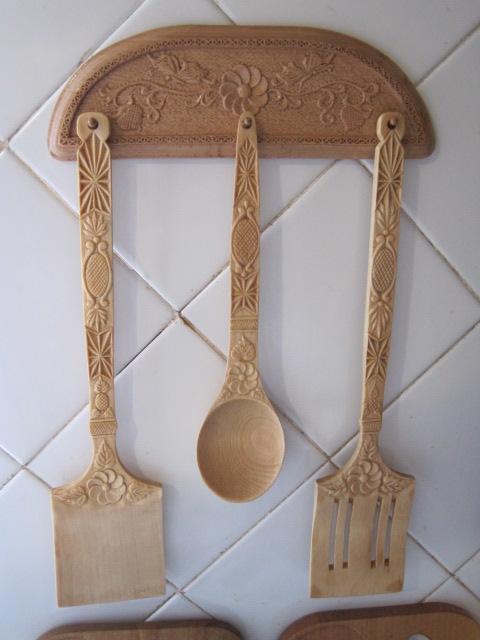 Своими руками кухонная утварь фото