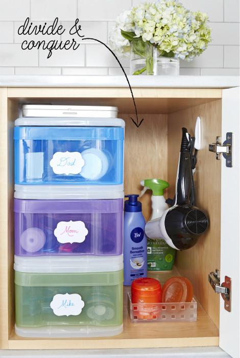 Хитрости, которые помогут навести порядок в доме и разложить все по полочкам