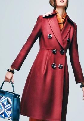 Fendi pre-fall 2016 — шикарно, женственно и стильно! Лагерфельд радует, как всегда!