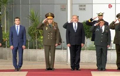 Шойгу заявил о скором завершении операции в Сирии