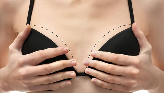 как увеличить грудь учебное в домашних условиях