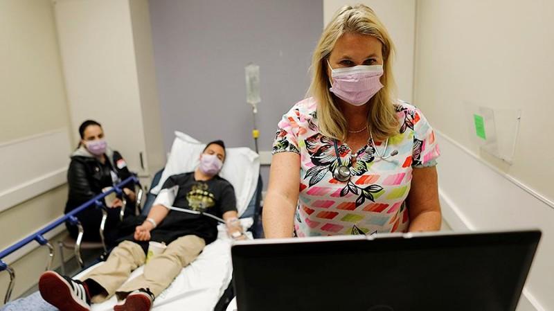 63 ребенка умерли в США от гриппа