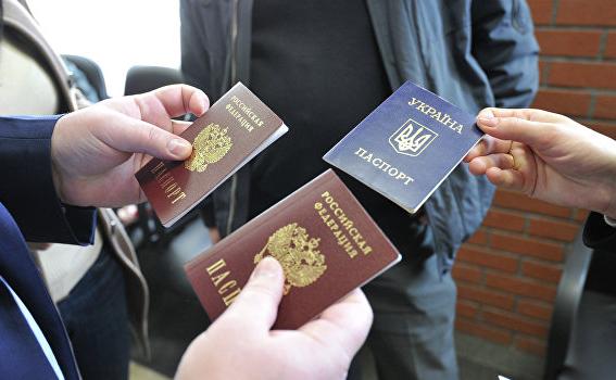 В Крыму ответили на предложение Порошенко лишить гражданства Украины крымчан