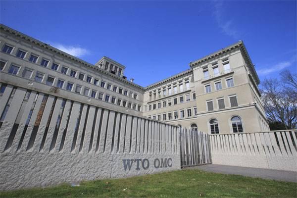 Проснись, ВТО! Россия потребовала компенсаций от США
