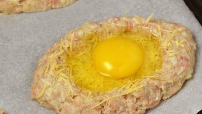 Куриные шницели с яйцом: вку…