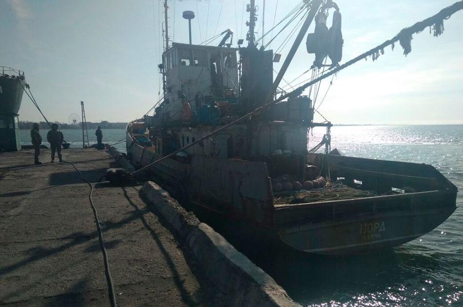 Пираты Азовского моря