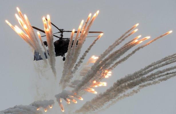 Ответ за нападение на Хмеймим: ВКС РФ нанесли первые удары по боевикам вдоль турецко-сирийской границы