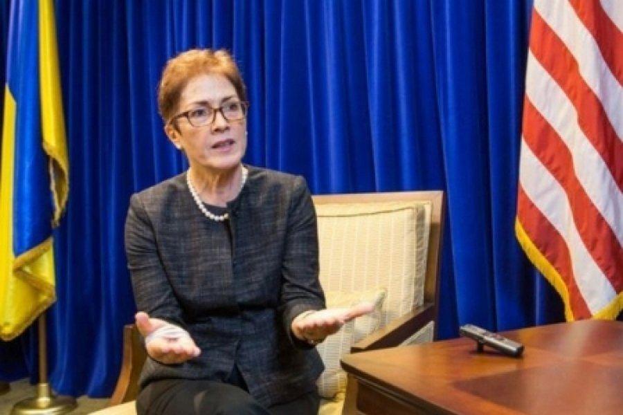 Посол США на Украине обидела…