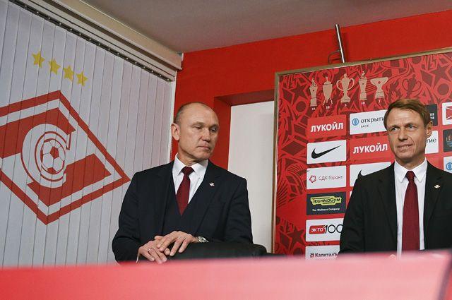 «Разруха в головах». Спасет ли Олег Кононов «Спартак»?