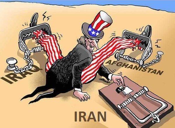 Карикатура: @nacikaptan.com/wp-content/uploads/2012/07/Iran.jpg
