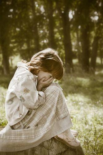 В парке плакала девочка...Игорь Северянин