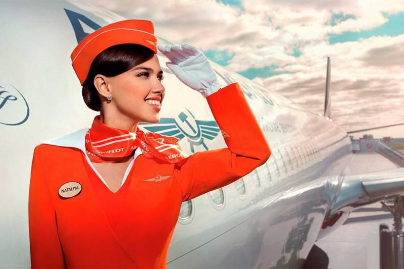 Авиакомпании с самыми красивыми стюардессами