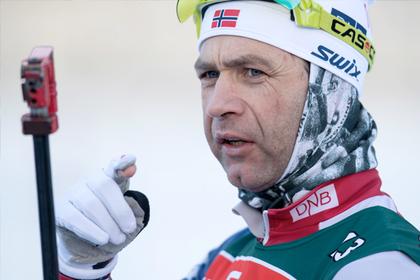 Бьорндален устрашился сдавать допинг-пробы из-за отстранений россиян