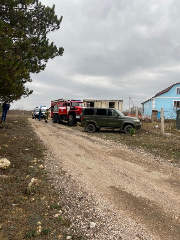 Спасатели Севастополя вынесл…