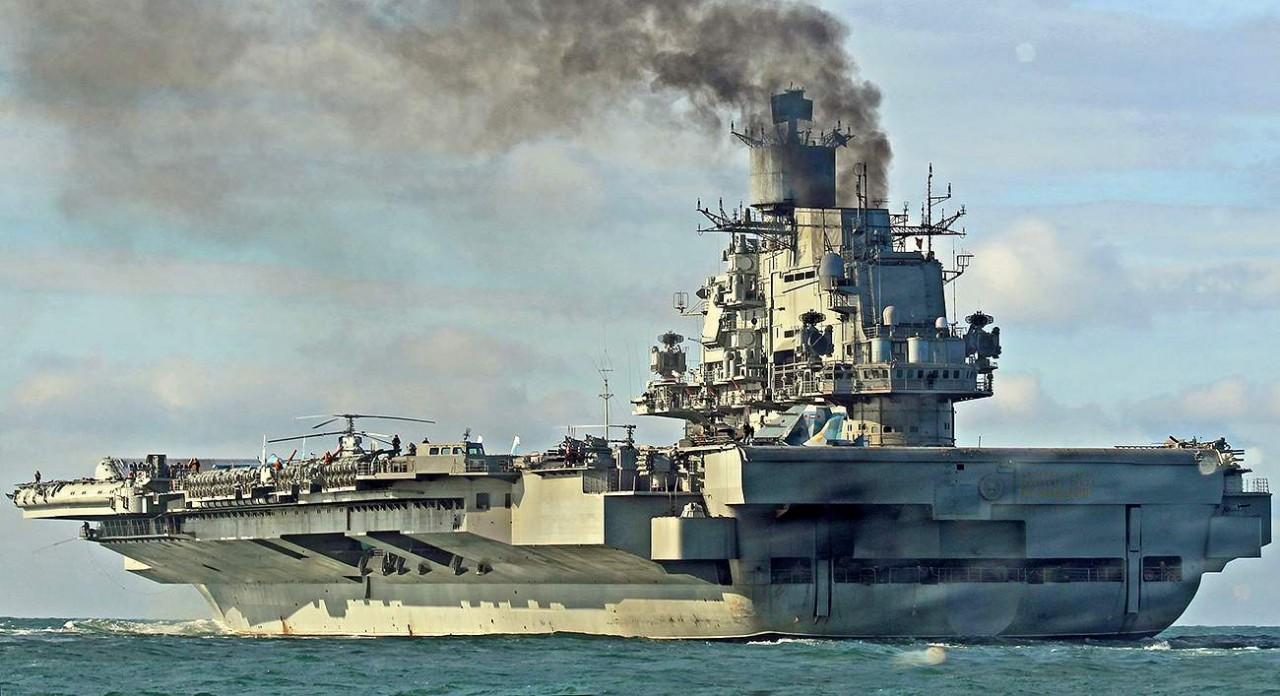 «Адмирал Кузнецов» будет уме…