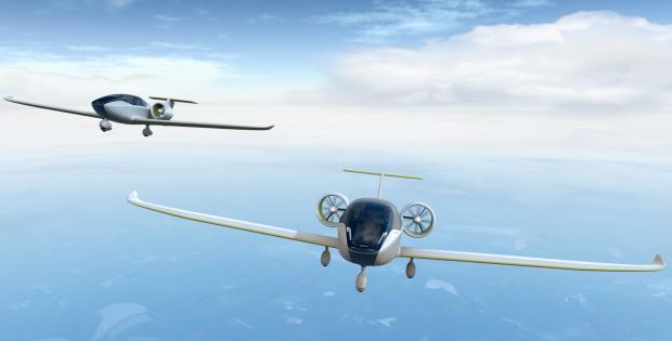 Состоялся первый полет российского электрического самолета
