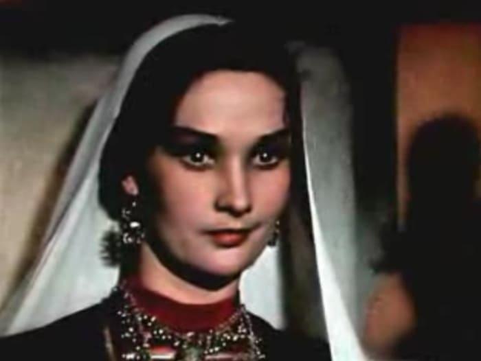 Зинаида Кириенко в фильме *Казаки*, 1961 | Фото: kino-teatr.ru