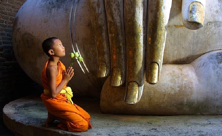 Сострадание Будды. Как он ушел в Нирвану