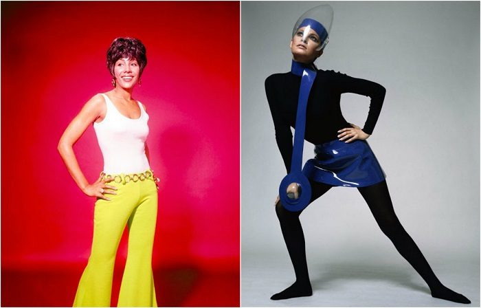 Худшие модные тренды из 60-х