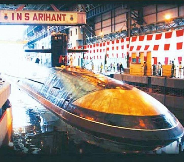Индийская ядерная триада. Подводная компонента