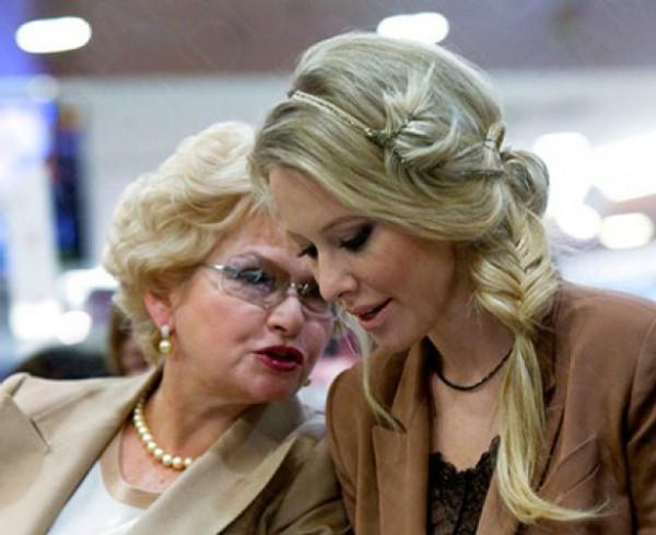 Ксения Собчак  рассказала, что никогда не простит своей родительнице