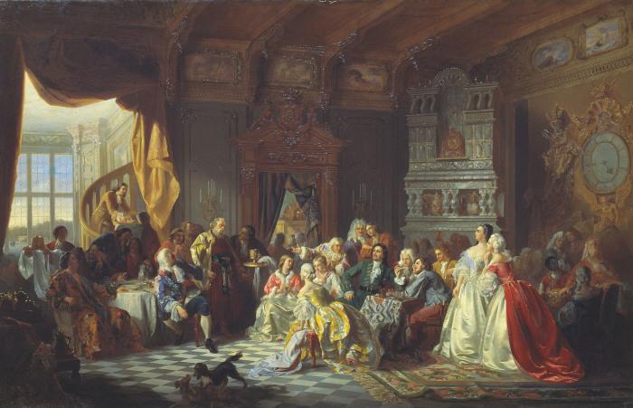 Причудливые указы русских монархов