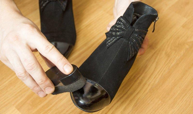 6. Обувной набор Отель, гигиена, отдых, правила, шампунь