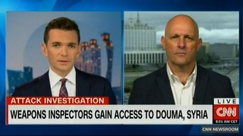 CNN: Россия «сеет сомнения» в расследовании ОЗХО и играет на трениях в администрации Трампа