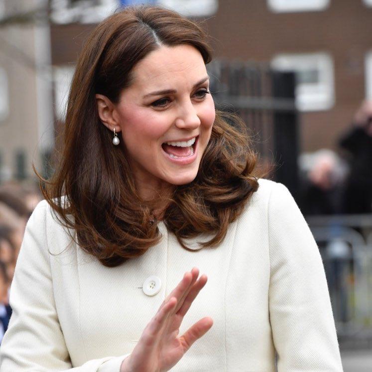 Принц Уильям и его жена герцогиня Кейт стали родителями в третий раз!