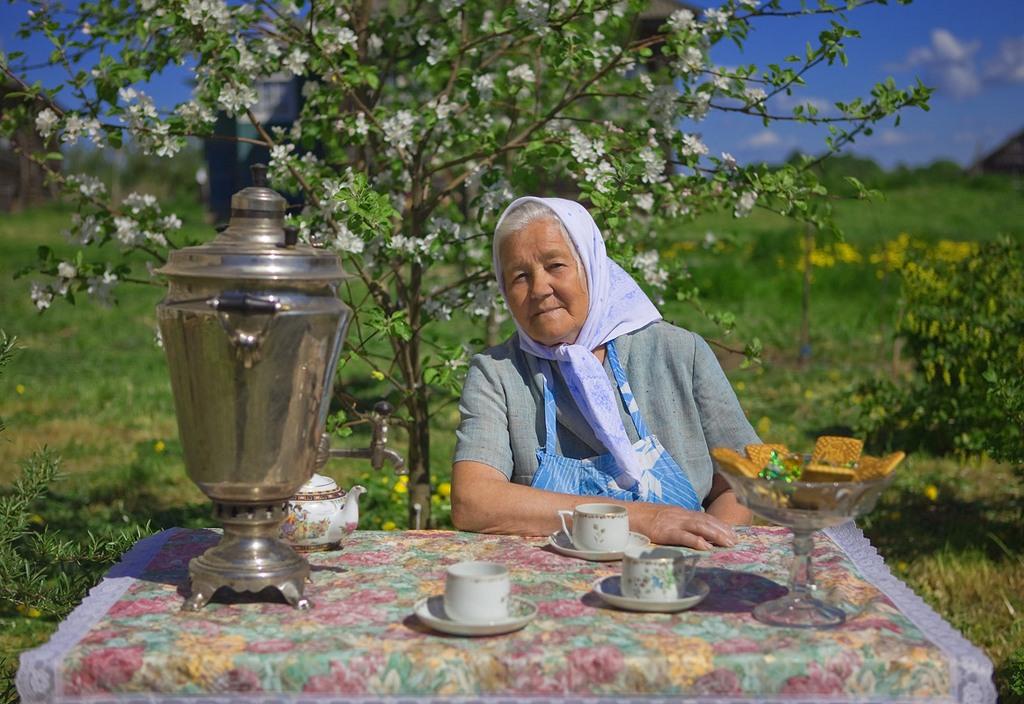 фотосборник бабушек в русской бане