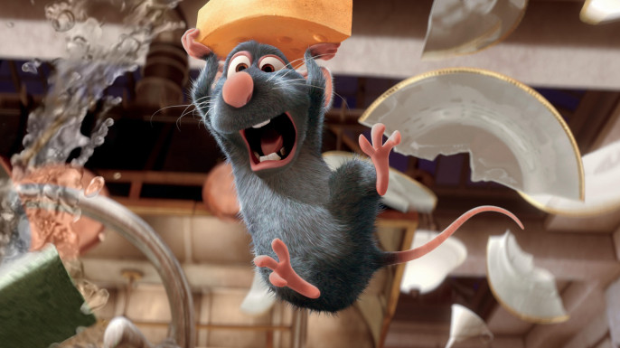 Американскую крысу загнали в угол...