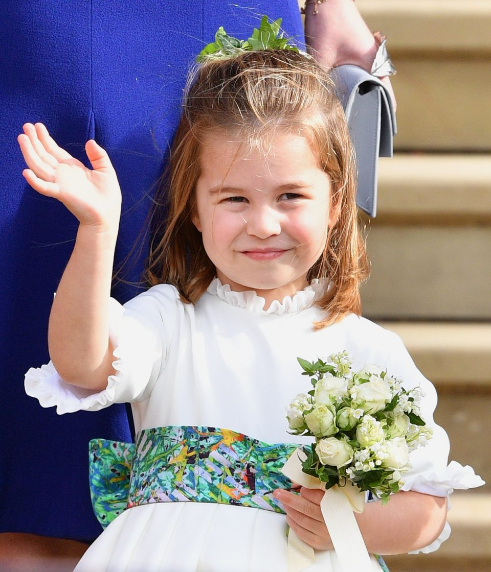 Что будет входить в королевские обязанности принцессы Шарлотты