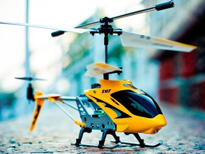 Вертолет в подарок