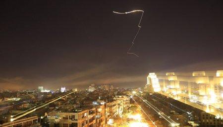 Сирия подверглась новому рак…
