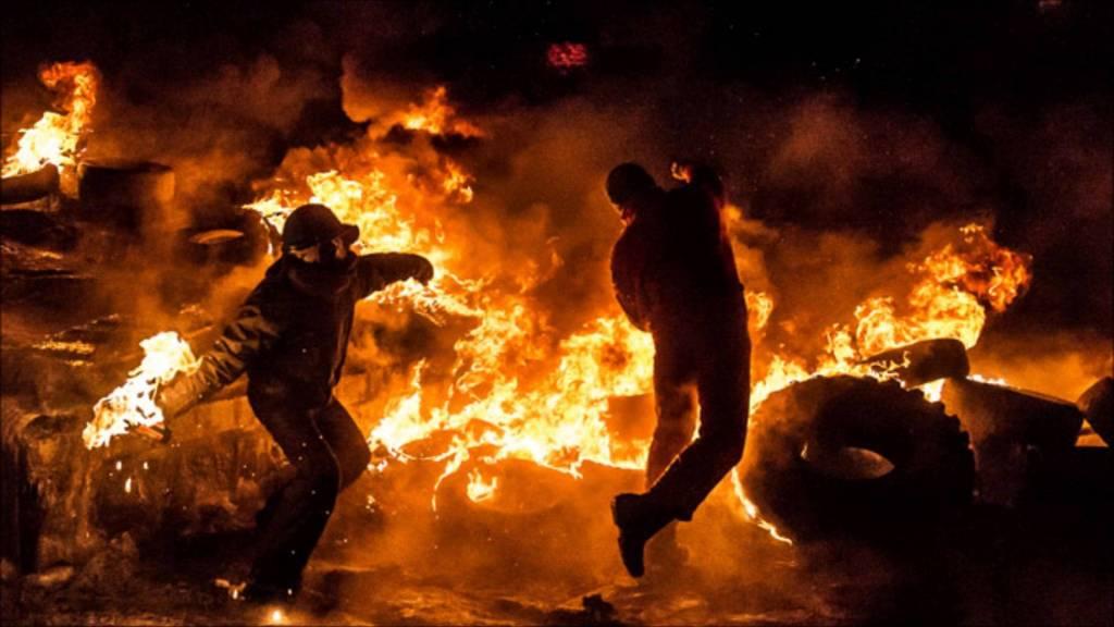В феврале Украину ждет революция