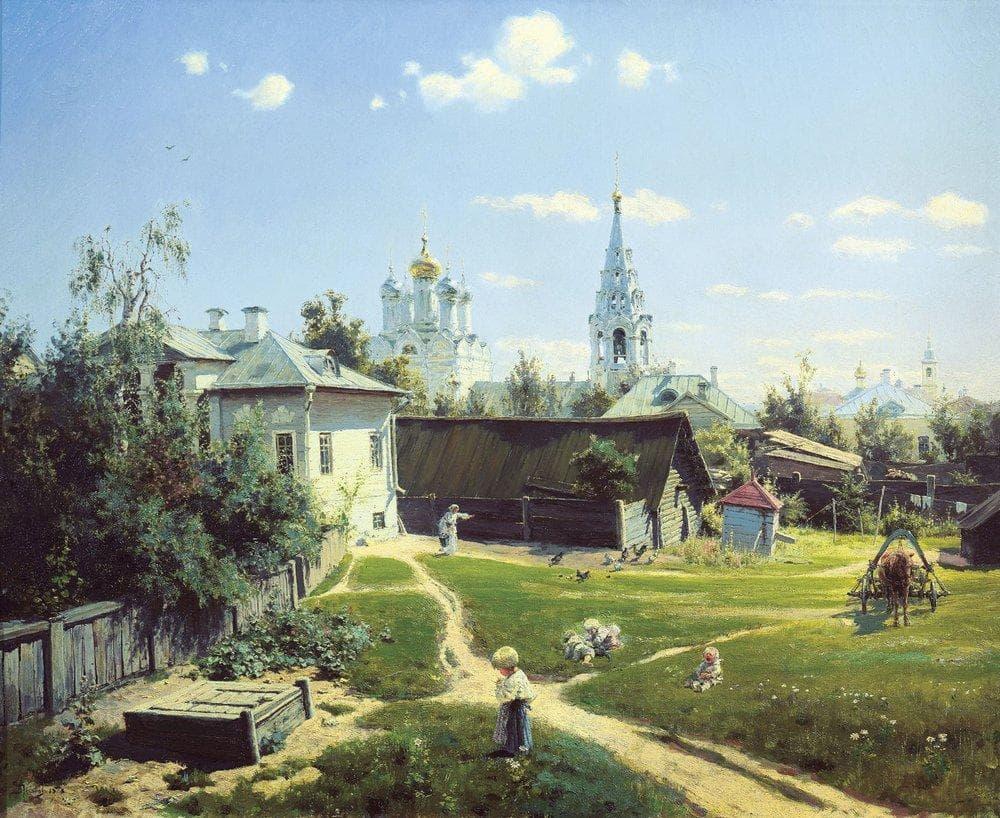 художник Василий Поленов - 02
