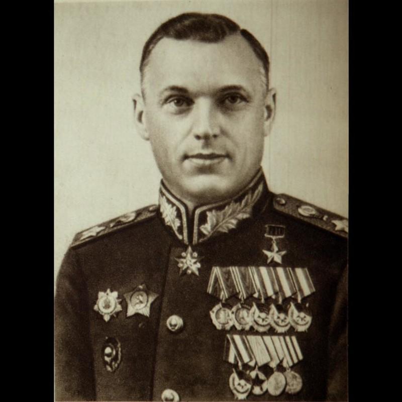 Оружие Рокоссовского история, рокоссовский, факты