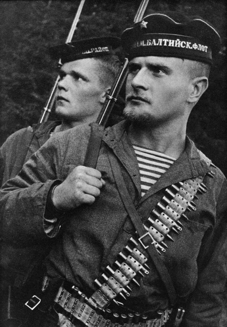 Морские бригады Балтийского флота