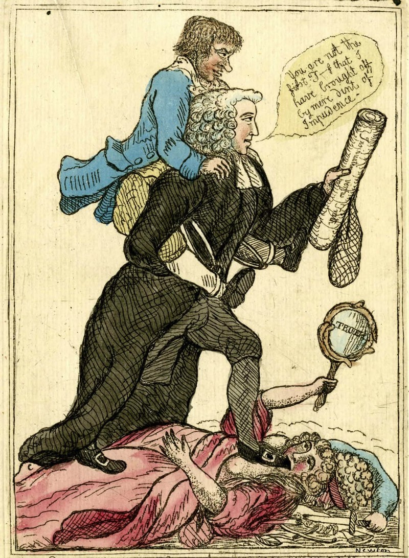 3. Весьма спорная система правосудия Георгианская эпоха, англия, британия, великобритания