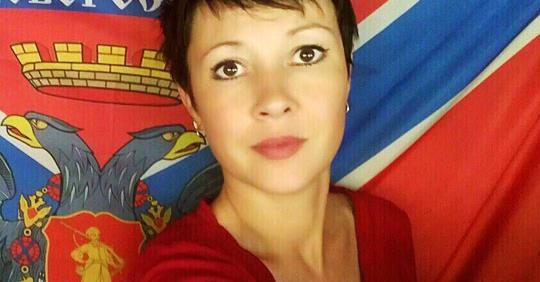 Жительница Донбасса выдвинут…