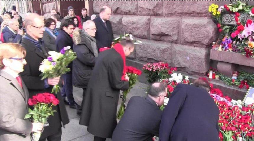 СМИ сообщили, что ответственность за теракт в Петербурге взял на себя «Батальон Имама Шамиля»